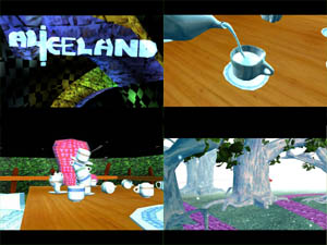 Alice Iceland Screenshot